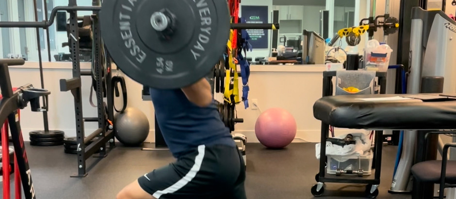 Essential Strength Training  for Soccer Players - Part 2 - Lunges