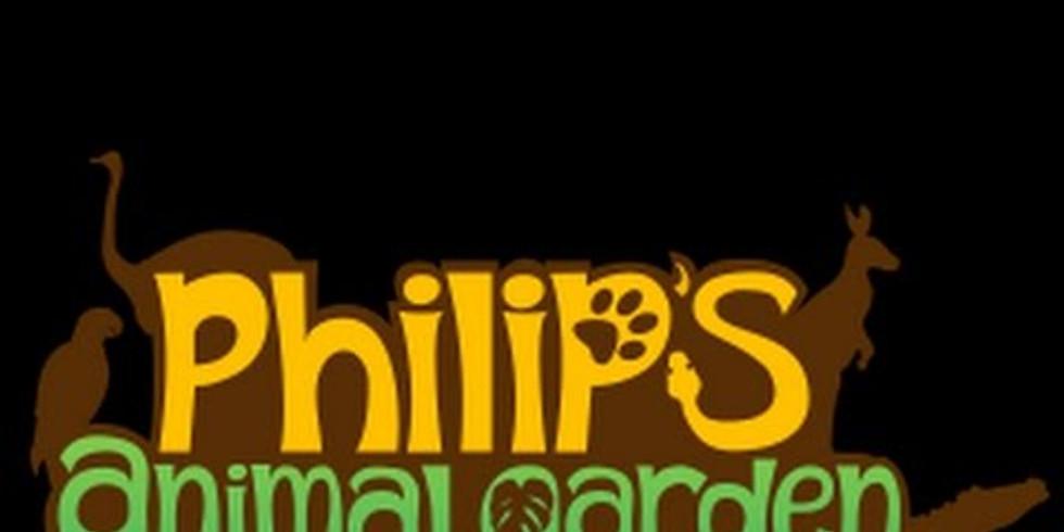 Bezoek Philip's Animal Garden Kleuterklassen
