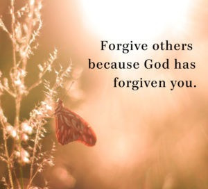 God bless me to forgive (Poetry)