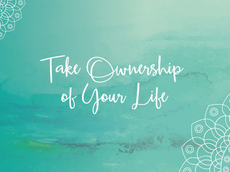 Take your ownership (For Children)