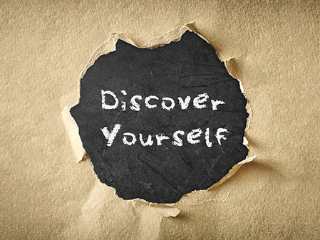 """Discovery of """"Self"""""""