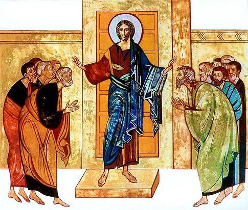 Copy of APPARIZIONE AGLI APOSTOLI - San