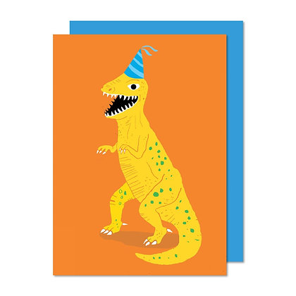 Carte Dinosaure Paperole