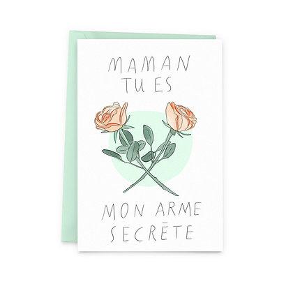 Carte Arme secrète