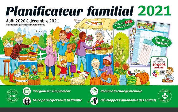 Planificateur familial 2020-2021