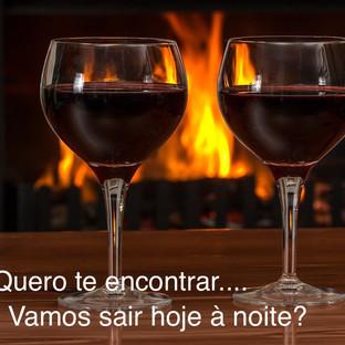 convite, jantar, vinho, encontro
