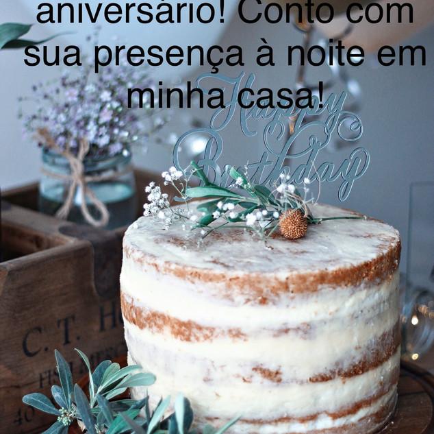 convite, aniversário