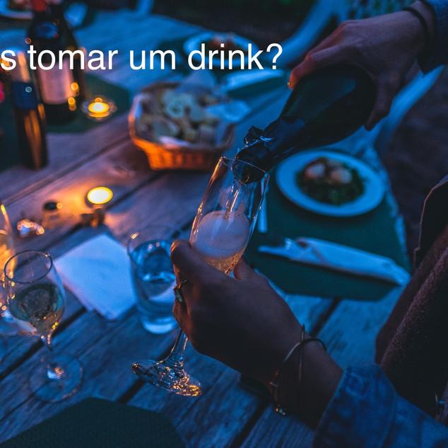 convite, drink, beber, bebida
