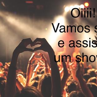 convite, show, espetáculo