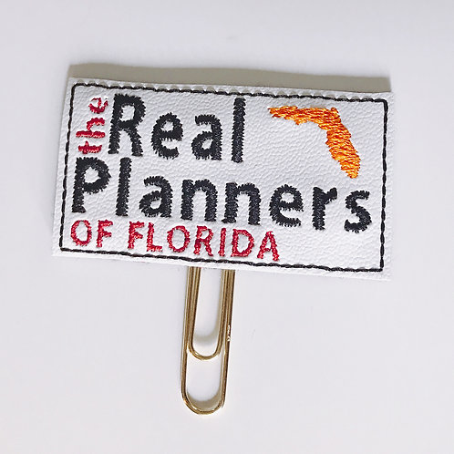 The Real Planners of (States A - N) Planner Clip