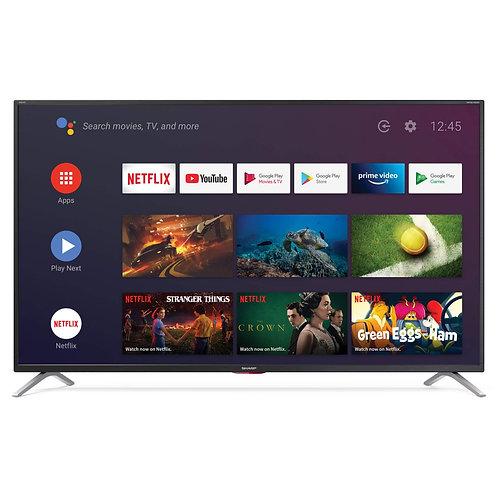 Sharp 65 Zoll BL5 4K UHD Android TV (schwarz)