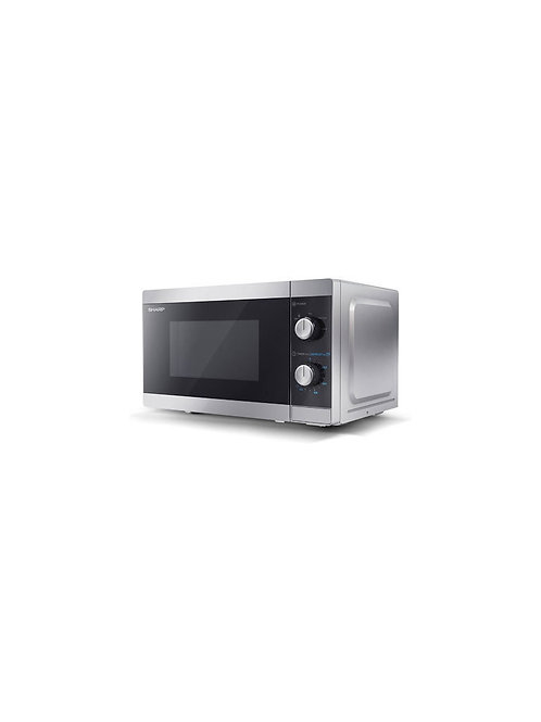 Mikrowellenherd MS01 (silber)