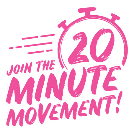 20 ideas for 20 minutes!