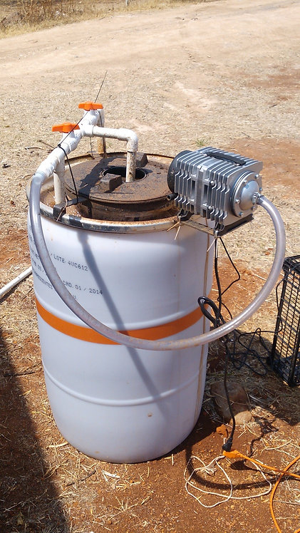 Tetera 200 litros