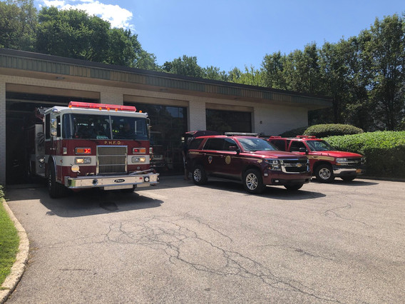 E189, 2181, 2183 Returning From a Mutual Aid Call