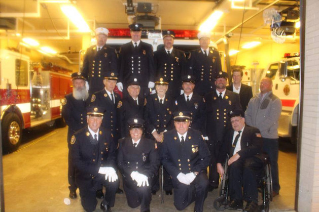 2015 Department Inspection