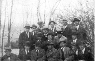 PHFD Original Members