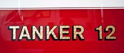 Tanker 12 Sign