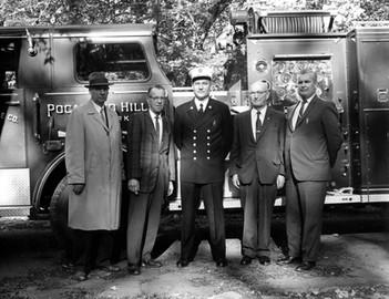 Departmenr Members, 1960s