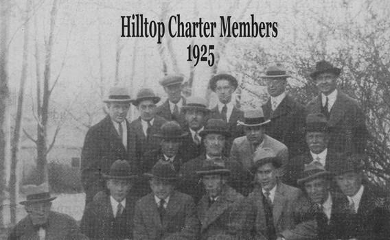 Charter Members 1925