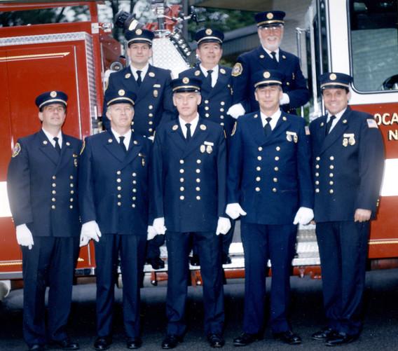 Uniformed Members, Mid 1990s