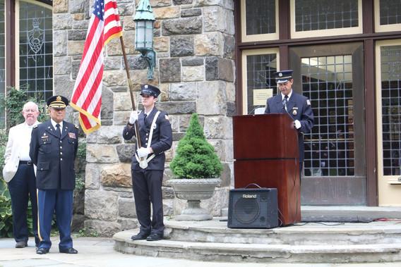2018 Memorial Day Ceremony