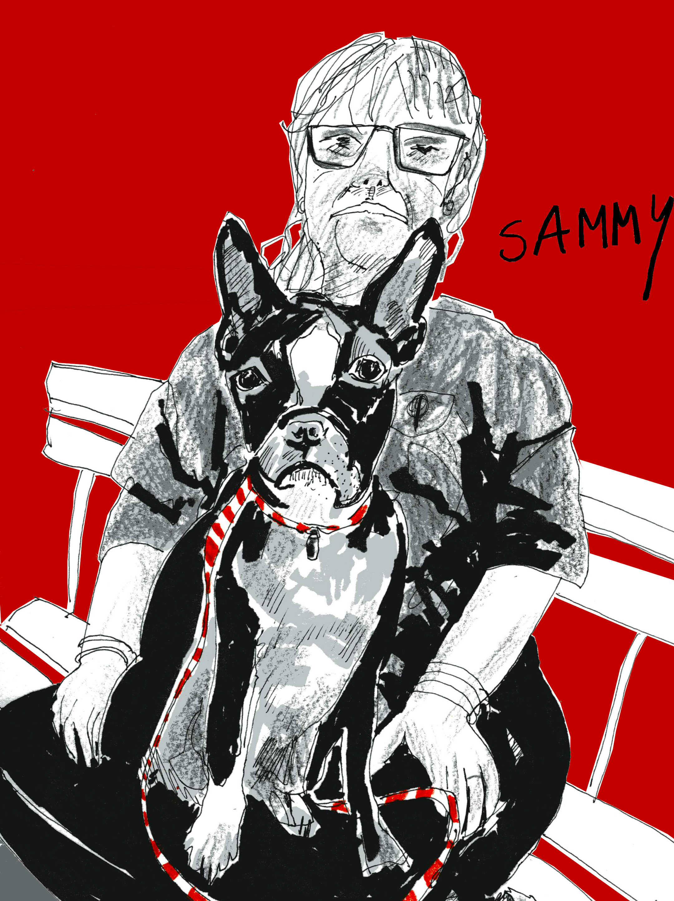 'Sammy' by Barbara