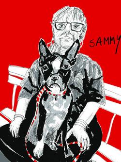 'Sammy' by Barbara