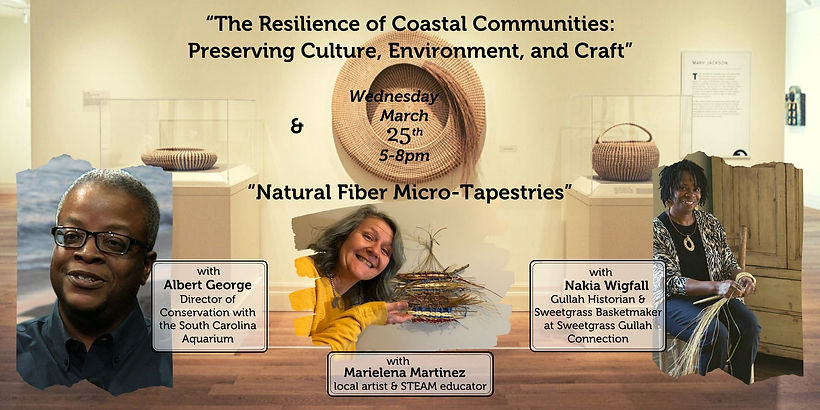 Coastal Resilience & Craft eventbrite 21