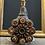 Thumbnail: Mid Century Bernard Rooke Brutalist Studio Pottery Ammonite Lamp Working