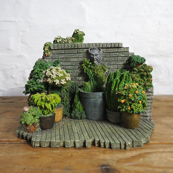 Walled Garden Figure