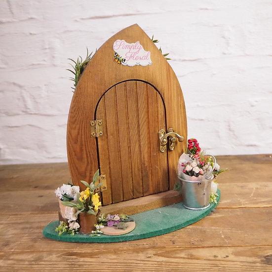 """Flower Shop"""