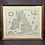 Thumbnail: Magna Britannia Hibernia Tabla 1662 reprinted By John Bartholomew & Son & Framed