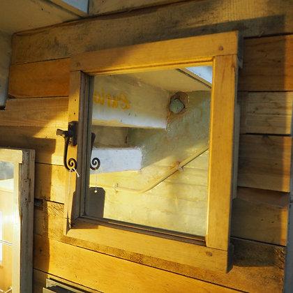 Upcycled Single Pane Window Mirror