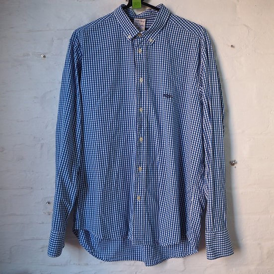 Henri Lloyd Long Sleeve Checked Shirt, Size M
