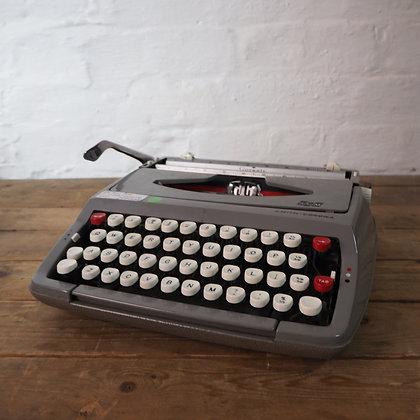 Smith-Corona Mid Century Typewriter