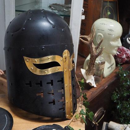 Decorative Reproduction 'Sugar Loaf' Knight's Helmet