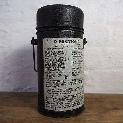 WW2 Original Hot and Cold Thermos Flask