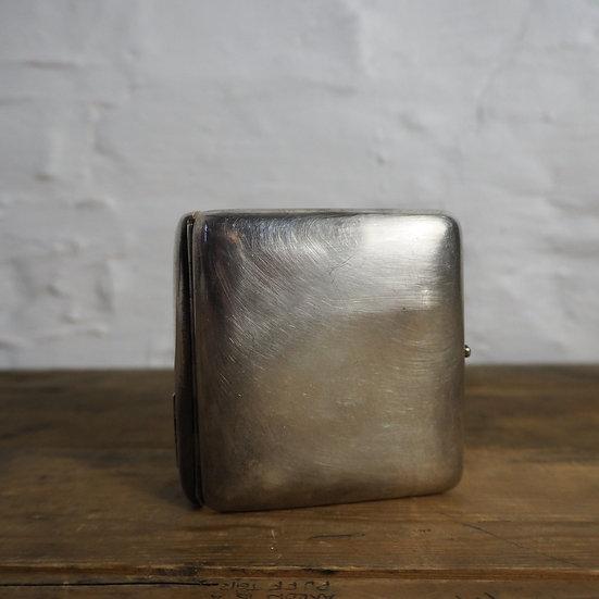 Hallmarked Cigarette Case