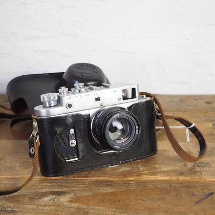 Early 1960s Zorki 4 Camera