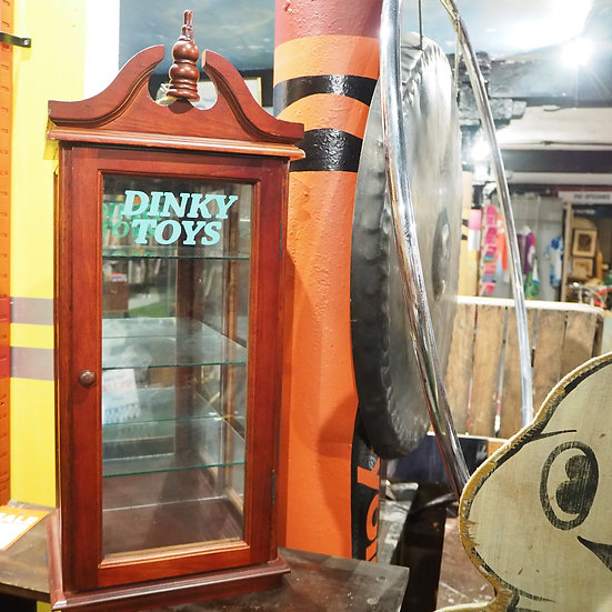 Dinky Toys Cabinet