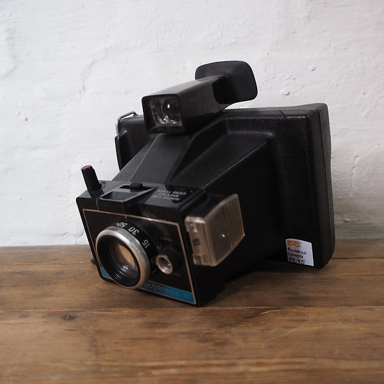 70s Polaroid Colorpack II Camera