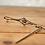 Thumbnail: Victorian / Edwardian Amethyst 9ct Gold Bar Brooch