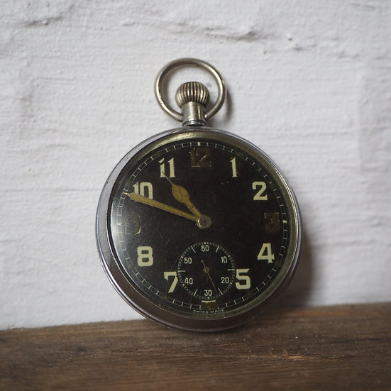 WWII GSTP Pocketwatch