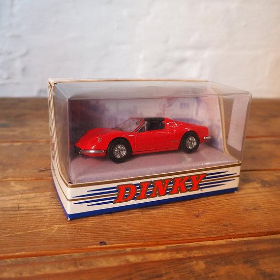 Matchbox 1973 Ferrari Dino 246 GTS Dinky Car