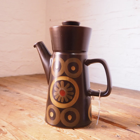 Denby 'Arabesque' Coffee / TeaPot