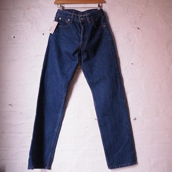 """Mens Vintage Levi's Jeans. Waist 28"""", Leg 32""""."""