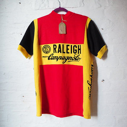 Raleigh Campagnolo 1980s Cycling Jersey