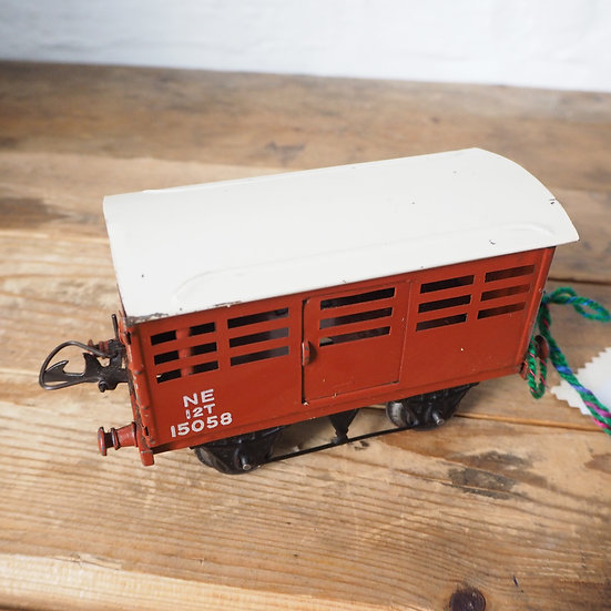Hornby Model Trains No. 1 Cattle Truck