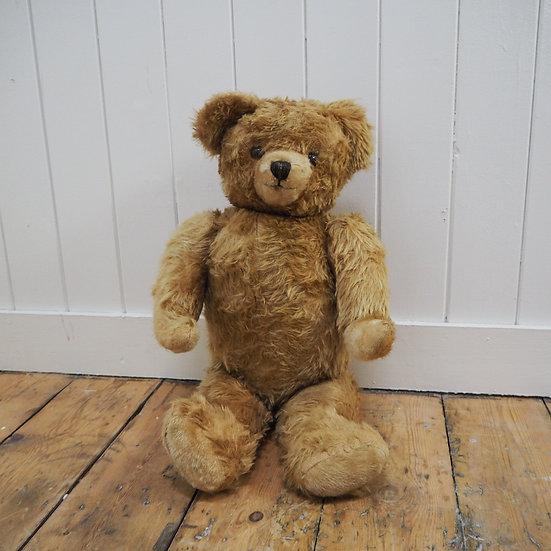 Antique Growler Teddy Bear